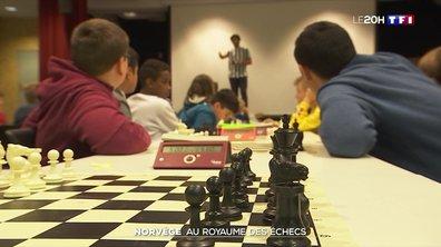 Norvège, le royaume des échecs