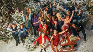 Nos Chers Voisins : des invités très spéciaux pour fêter Noël !