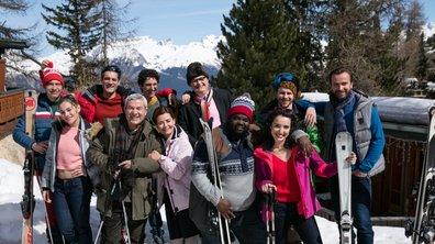 Ils débarquent au ski !