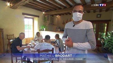 """""""Nos vacances en France"""" : à la découverte du Château de Ribourdin"""
