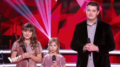 The Voice Kids 6 - BATTLES (Patrick Fiori) : Qui de Philippe, Fanchon ou Julia a gagné ? (REPLAY)