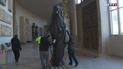 Notre-Dame de Paris : que deviennent les statues miraculées de l'incendie ?