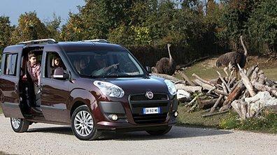 Nouveau Fiat Doblo : voici les prix !