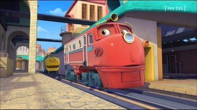 Chuggington - S01 E32 - Le nouveau hobby de Bruno
