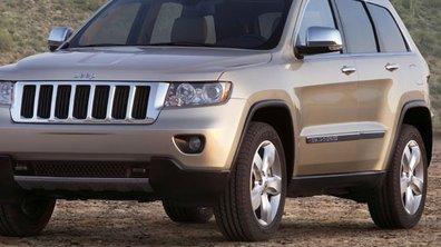Salon de New-York : Jeep Gran Cherokee 2009