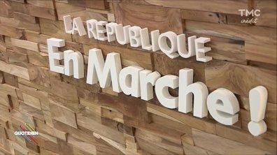 """Le Nouveau QG """"En marche !"""""""