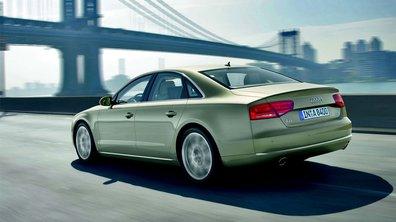 La nouvelle Audi A8 est arrivée