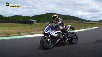 VIDEO - Une des motos les plus puissantes du monde