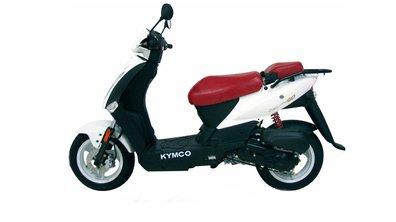 Kymco Agility : une série limitée pour le scooter 50cm3