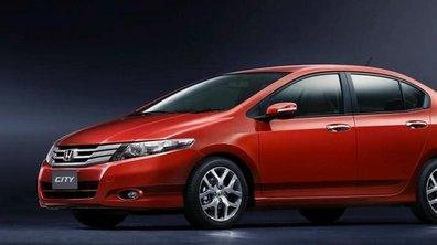 Honda City nouvelle version: Elle se modernise