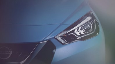 Mondial de l'Auto 2016 : La nouvelle Nissan Micra préfigurée