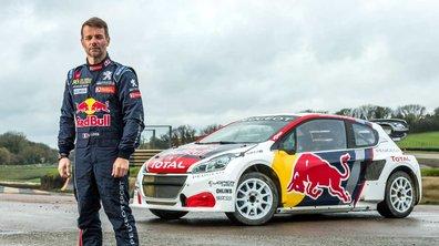 Peugeot Sport dégaine la nouvelle 208 WRX de Sébastien Loeb !