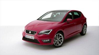 La nouvelle SEAT León 2012 en vidéo