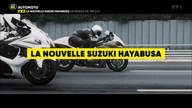 VIDEO - La nouvelle Suzuki Hayabusa