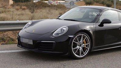 Scoop : La future génération de Porsche 911 déjà sur les routes
