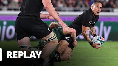 Nouvelle-Zélande - Afrique du Sud (Coupe du monde de rugby - Japon 2019)