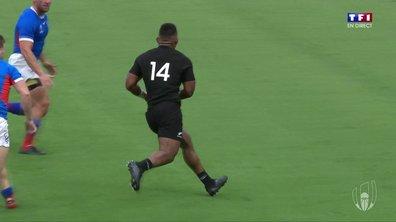 Nouvelle-Zélande - Namibie (45 - 9) : Voir le second essai de Reece en vidéo