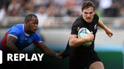 Nouvelle-Zélande - Namibie (Coupe du monde de rugby - Japon 2019)