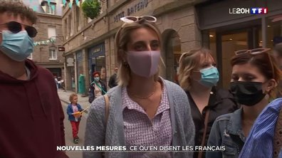 Nouvelles restrictions sanitaires : ce qu'en disent les Français