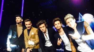 """Le """"trois à la suite"""" pour les One Direction aux NRJ Music Awards 2014 ?"""