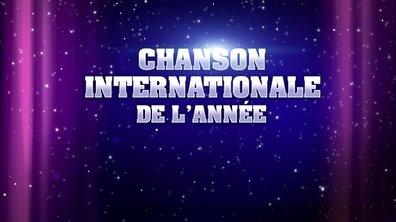 NRJ Music Awards : sont pré-nommés pour la Chanson internationale de l'année...