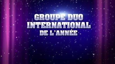 NRJ Music Awards : sont pré-nommés pour le Groupe / Duo international de l'année...