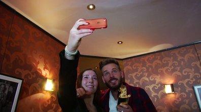 La rencontre de M Pokora et Juliette, gagnante du meilleur fan 2015 !