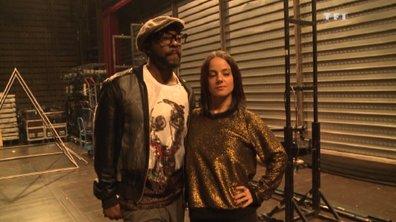 NRJ Music Awards Répétitions : Alizée et Will I Am font connaissance