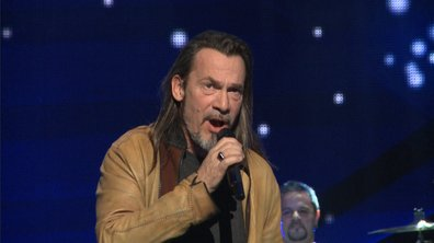 NRJ Music Awards Répétitions : Florent  Pagny entre en scène