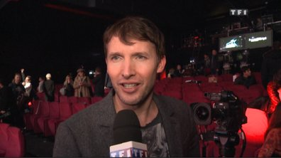 NRJ Music Awards Répétitions : James Blunt et Birdy chantent pour Mandela !