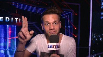 """NRJ Music Awards Répétitions : Keen'v """"je suis comme un gosse ici !"""""""