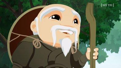 Mini Ninjas - S02 E51 - Dans les Nuages