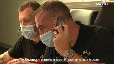 Numéros d'urgence en panne : un centre de secours face à la crise