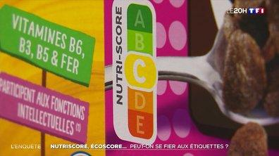 Nutri-score, Éco-score : peut-on se fier aux étiquettes ?