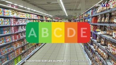 Nutri-score : le logo encore trop rare dans les rayons