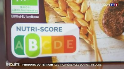 Nutri-Score : les producteurs d'AOP crient à l'injustice