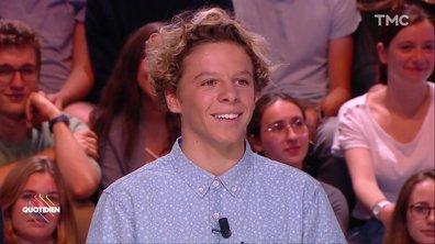 Invité : Kyllian Guérin, 15 ans et déjà prodige du surf