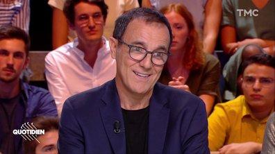 Invité - Thierry Beccaro, après Motus: la parole libre et l'Unicef