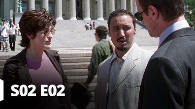 New York Unité Spéciale - S02 E02 - La loi du sang