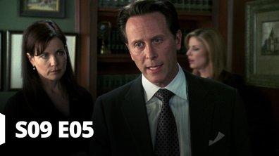New York Unité Spéciale - S09 E05 - La fin ne justifie pas...
