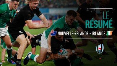 Nouvelle-Zélande - Irlande : Voir le résumé du match en vidéo