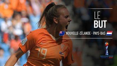 Nouvelle-Zélande - Pays-Bas (0 - 1) : Voir le but de Roord en vidéo