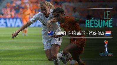 Nouvelle-Zélande - Pays-Bas : Voir le résumé du match en vidéo