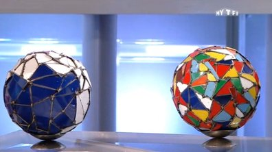 MyTELEFOOT - Les objets insolites : des ballons à 8 000 euros !