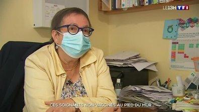 Obligation vaccinale : le témoignage de soignants qui la refusent
