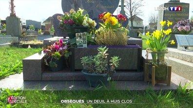 Obsèques : un deuil à huis clos en Bretagne
