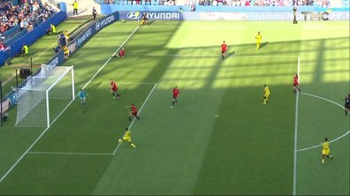 Espagne - Afrique du Sud (0-1) : Voir l'occasion de Kgatlana en vidéo