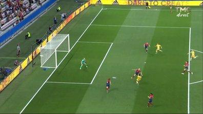 Norvège - Australie (0 - 0) : Voir l'occasion de Kerr en vidéo