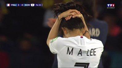 France - Corée du Sud (3 - 0) : Voir la première occasion coréenne en vidéo