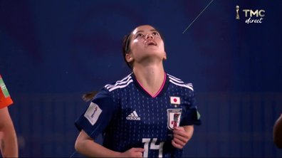 Pays-Bas - Japon (1 - 1) : Voir l'occasion d'Hasegawa en vidéo